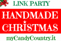 Handmade Christmas: Link Party