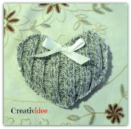 Come realizzare uno scaldamani fai-da-te creativapp Inverno fai da te Natale fai da te regali fai da te stoffa e lana