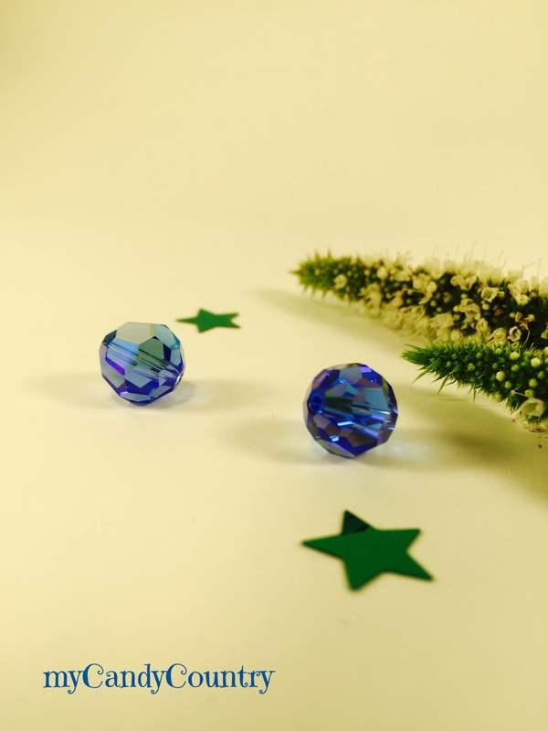 Bracciale fai da te con cristalli Swarovski Bijoux fai da te Estate fai da te regali fai da te