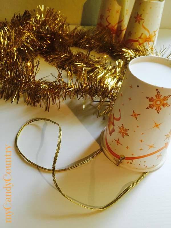 Cappellini fai da te per la Festa di Capodanno Capodanno fai da te carta e  cartone 390a7291995a