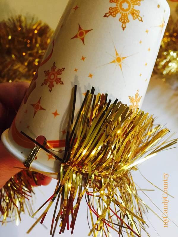 Cappellini fai da te per la Festa di Capodanno Capodanno fai da te carta e cartone Riciclo Creativo