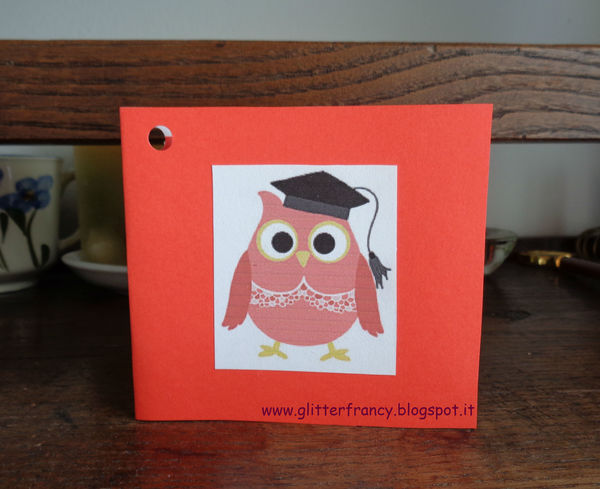 Preferenza Come creare una Card Laurea fai da te | | myCandyCountry - idee  MZ96