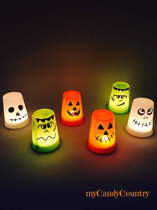 Preferenza Lanterne di Halloween fai da te | | myCandyCountry - idee creative  JU81