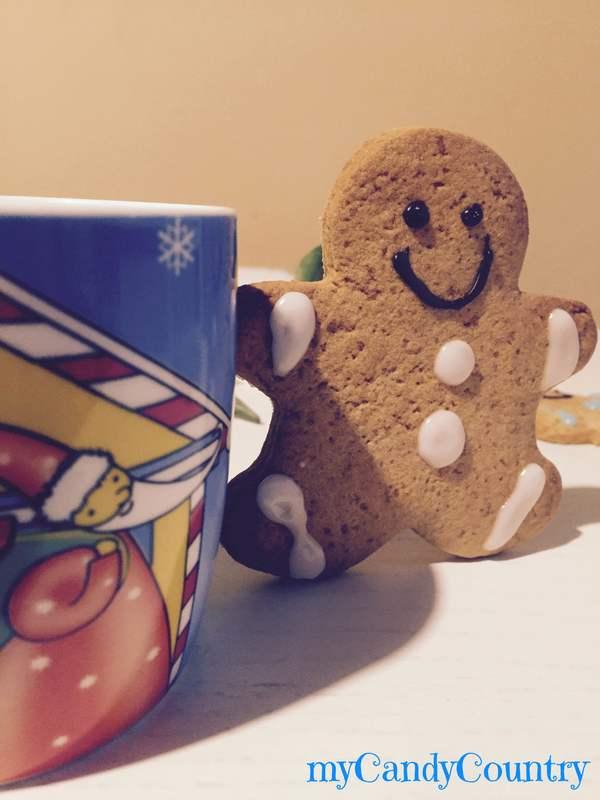 Ricetta omini di pan di zenzero Natale fai da te ricette