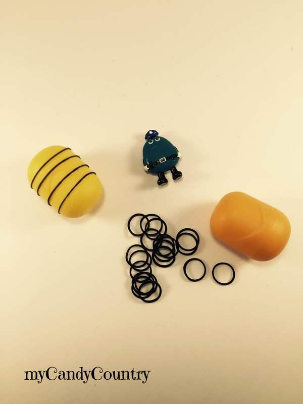 abbastanza Riciclo Creativo: una simpatica ape nasce dai porta sorpresine  HU64