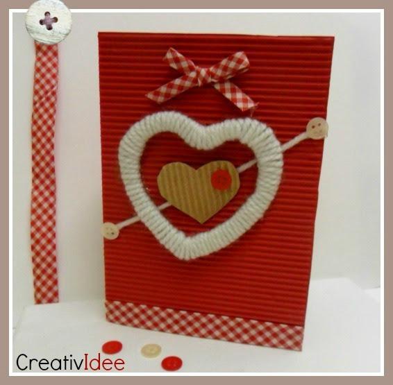 San valentino fai da te come fare una busta romantica fai for Idee san valentino fai da te