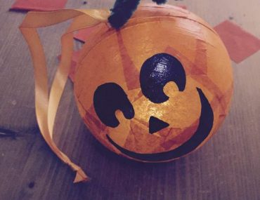 Mycandycountry idee creative idee fai da te e riciclo for Zucca di halloween fai da te
