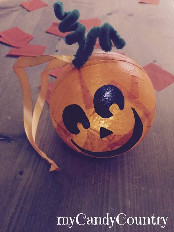 Zucca di halloween fai da te mycandycountry idee for Zucca di halloween fai da te