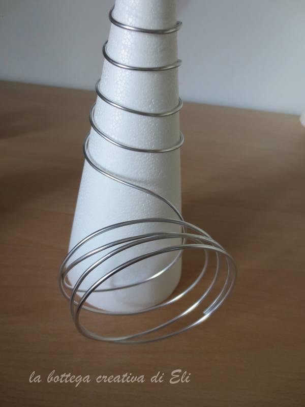 Albero spirale un creativo albero di natale fai da te for Fai da te creativo