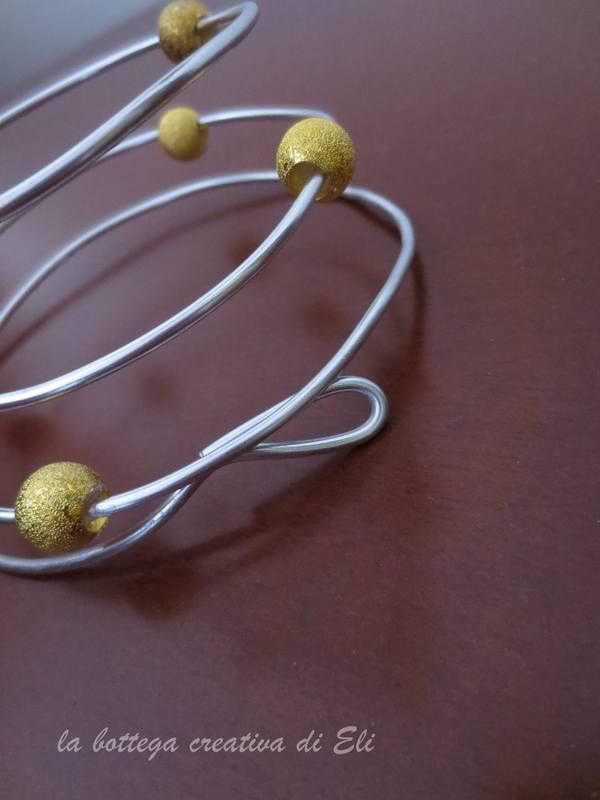 Albero spirale, un creativo albero di Natale fai da te creativapp home decor metallo Natale fai da te