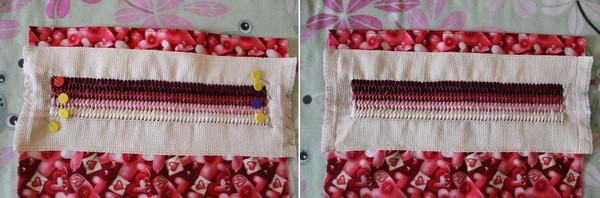 Come fare un astuccio fai da te creativapp regali fai da te stoffa e lana