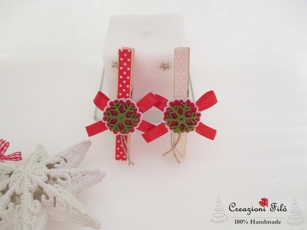 Regali Di Natale Riciclo Creativo.Chiudi Pacco Calamita Per Un Natale Creativo Fai Da Te