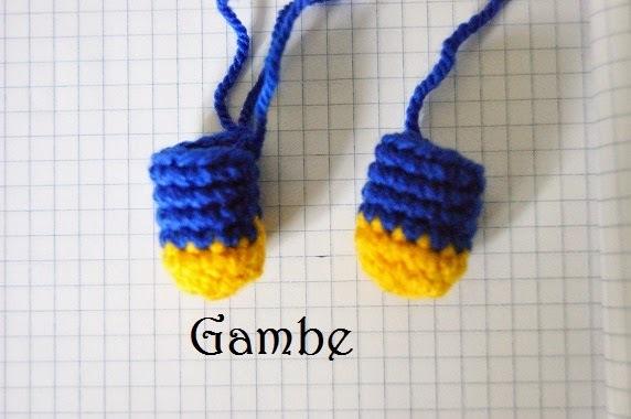 Come fare dei porta cuffie in amigurumi amigurumi creativapp regali fai da te stoffa e lana