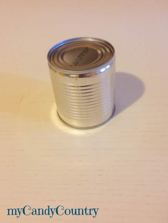 Creare un piccolo faro barattolo home decor metallo plastica Riciclo Creativo
