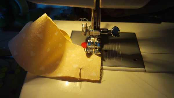 Come fare le Scarpette di stoffa per neonati creativapp creatività stoffa e lana
