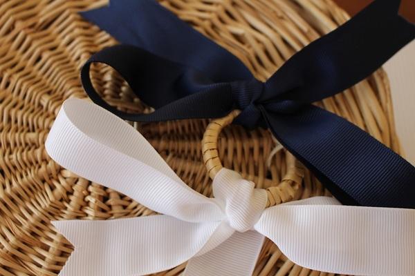 Come dare uno stile marinaro ad un vecchio cestino creativapp home decor stoffa e lana