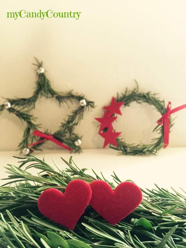 Come fare ghirlande aromatiche per Natale home decor legno e natura Natale fai da te