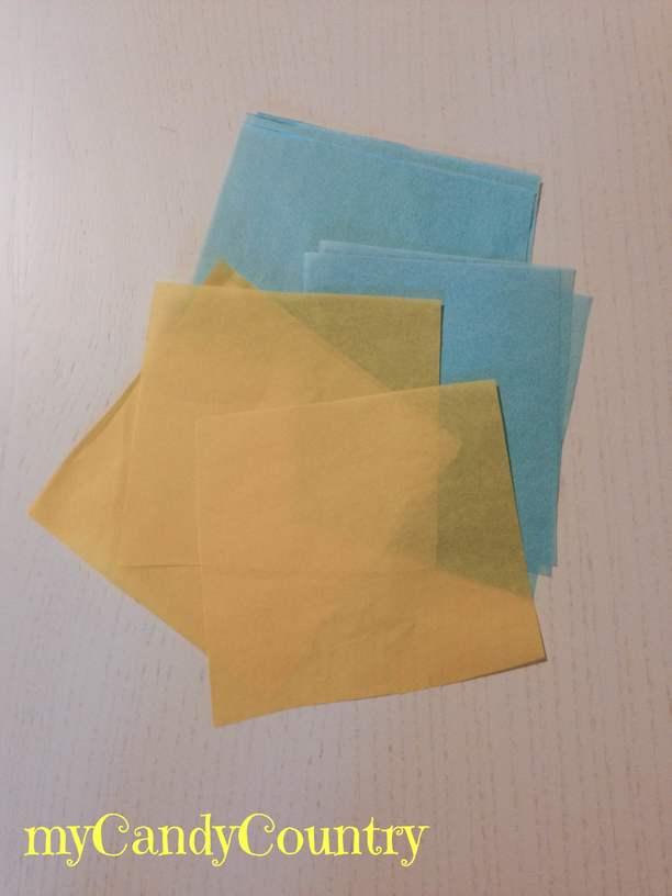 Creare i lecca lecca polpo bambini carta e cartone Compleanni fai da te creatività