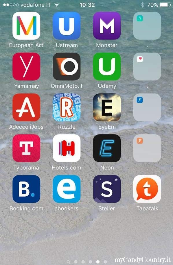 MovJapp fai-da-te: come personalizzare lo smartphone con frasi e dediche con le App