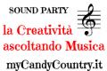Sound Party: la creatività ascoltando musica