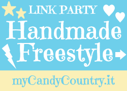 Handmade Freestyle Link Party: libera la tua creatività link party