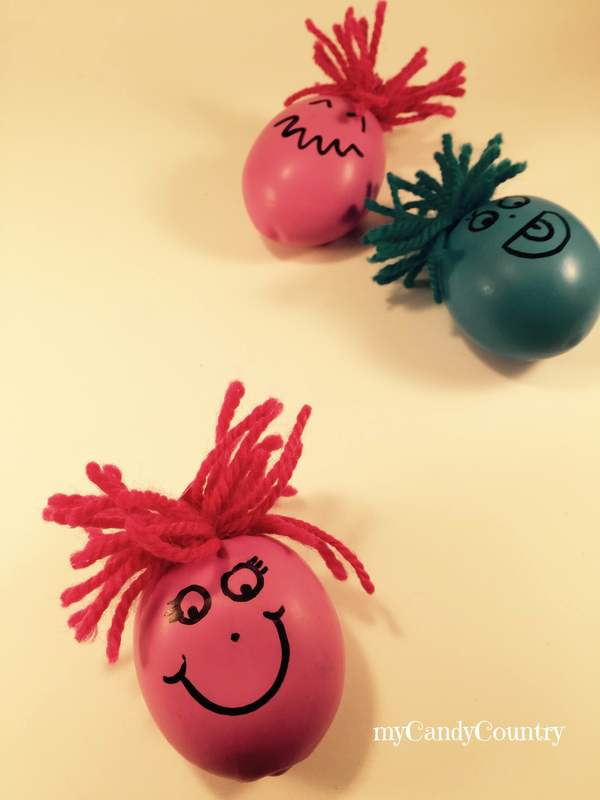 Come fare una pallina antistress fai da te creatività plastica regali fai da te