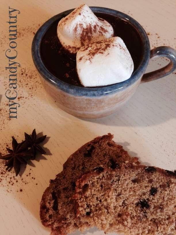 Cioccolata calda speziata con Marshmallow Inverno fai da te ricette