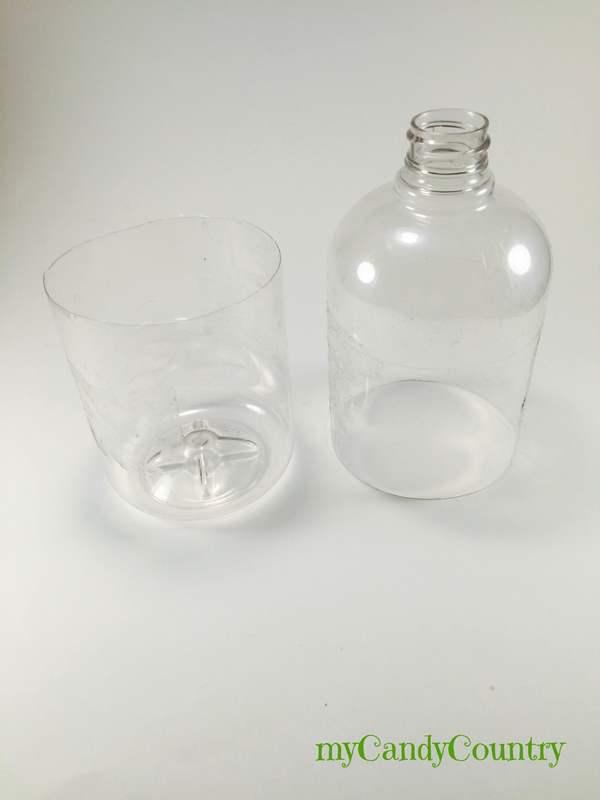 Bricolage Con Bottiglie Di Plastica.Creare Vasi Sospesi Fai Da Te Riciclando Bottiglie Di Plastica