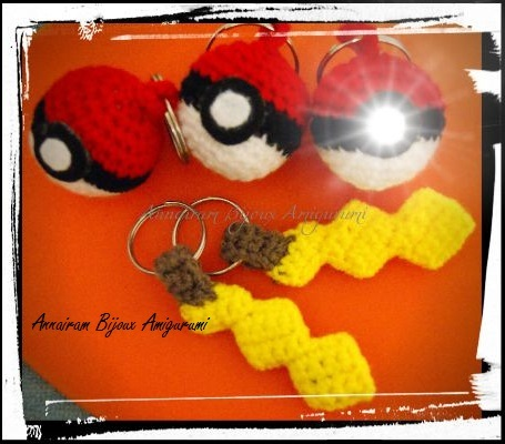 Come realizzare una Sfera di Pokemon Amigurumi amigurumi creativapp stoffa e lana