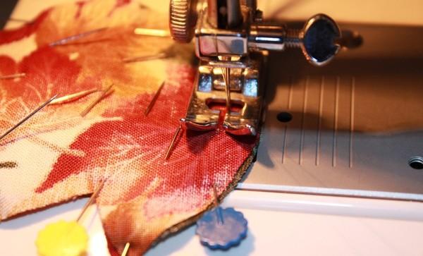 Zucca di stoffa imbottita creativapp creatività home decor stoffa e lana