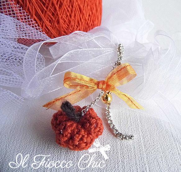 Come fare una zucca amigurumi amigurumi creativapp regali fai da te stoffa e lana