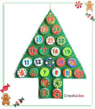 Addobbi di Natale fai da te: oltre 20 tutorial del Team CreativApp creativapp Natale fai da te