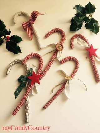 Lavoretti di Natale fai da te : 25 semplici idee da copiare Natale fai da te