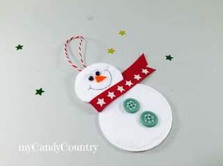 Tutor Lavoretti Di Natale.Lavoretti Di Natale Fai Da Te 25 Semplici Idee Da Copiare