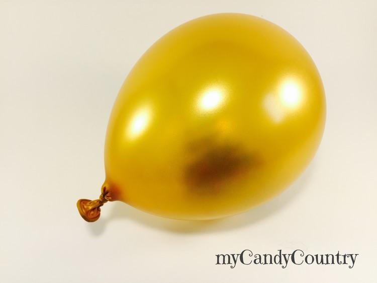 Decorazioni di Capodanno fai da te con palloncini Capodanno fai da te