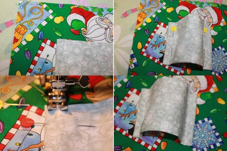 Calendario dell'Avvento fai da te creativapp Natale fai da te