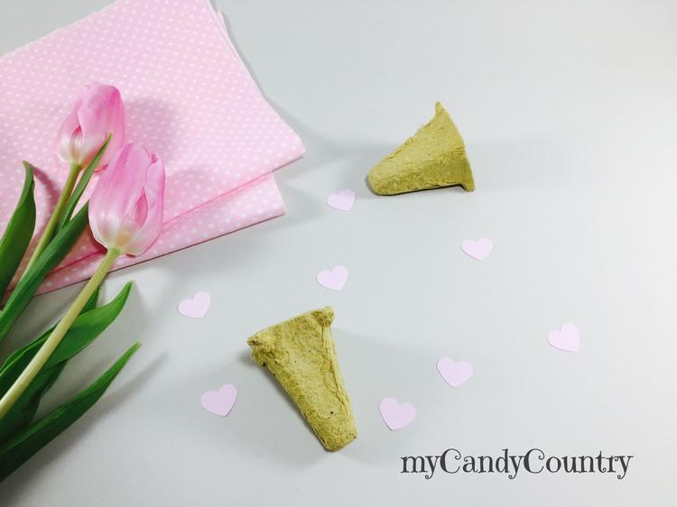 Porta cioccolatini fai da te per San Valentino carta e cartone San Valentino fai da te