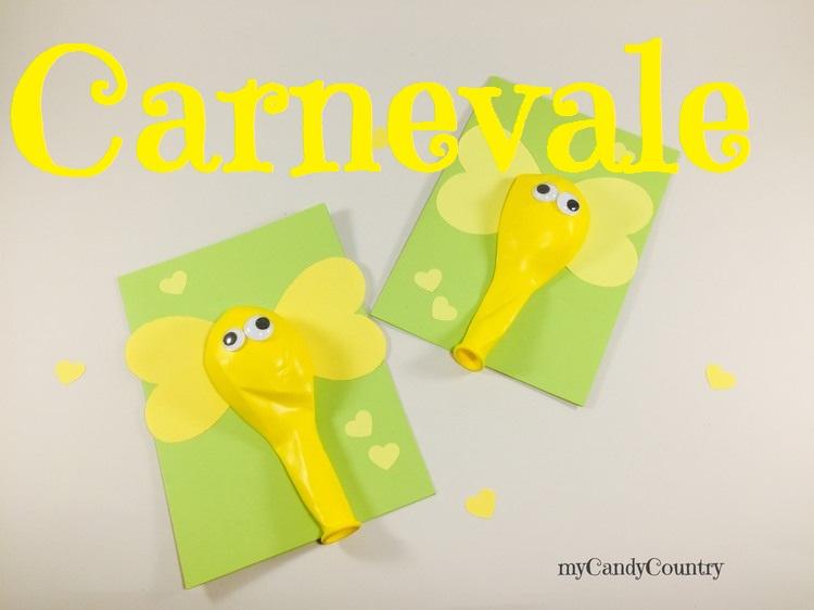 Idee di Carnevale Carnevale fai da te