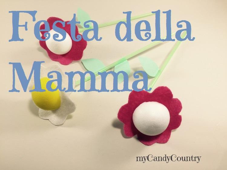 Idee Festa della Mamma Festa della mamma fai da te